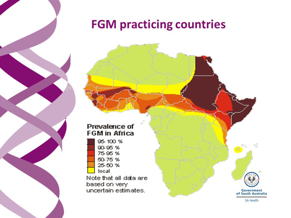 FGM practicing countries