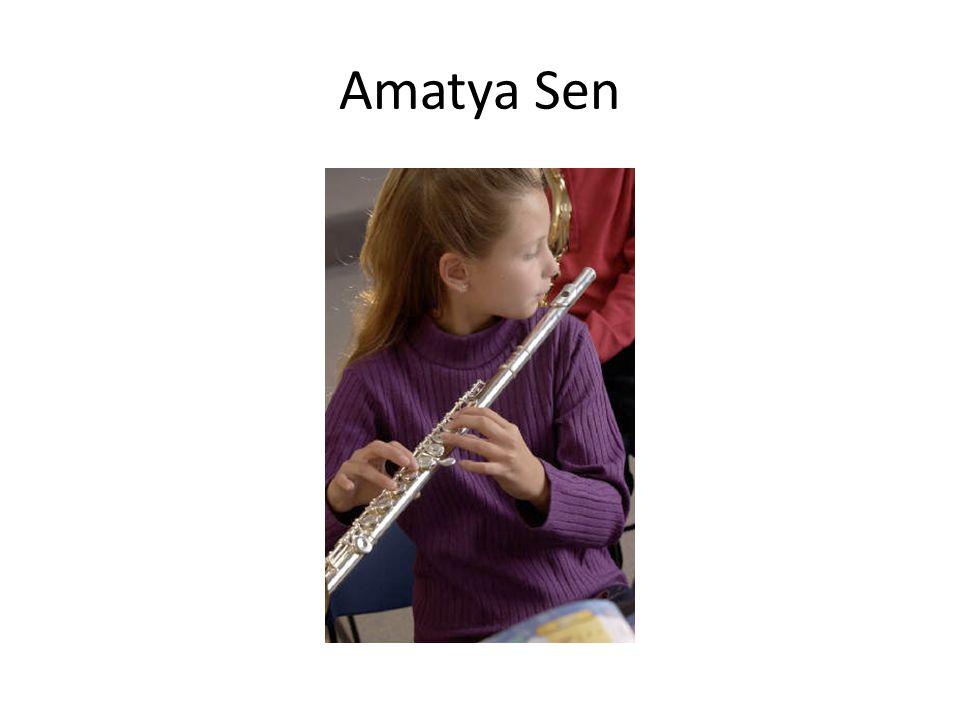 Amatya Sen