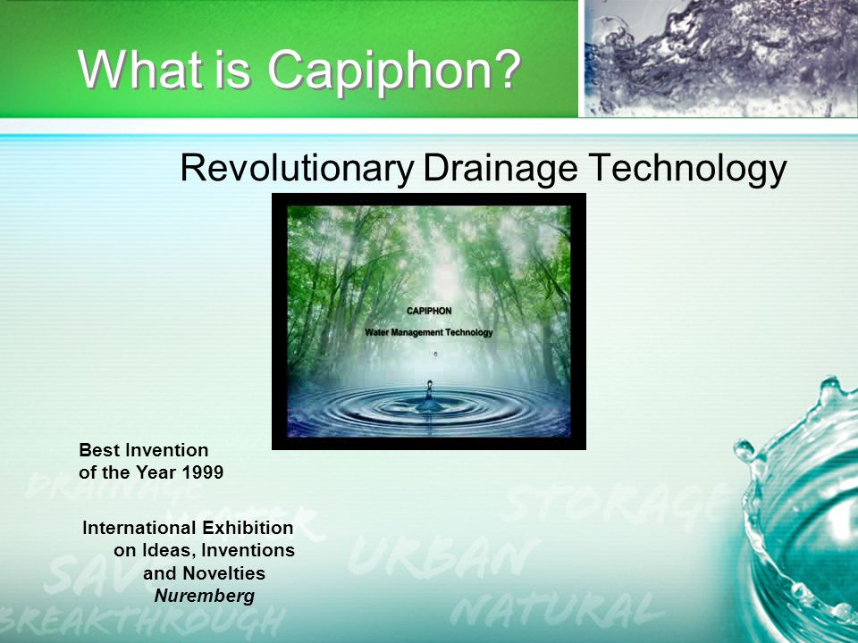 What is Capiphon.