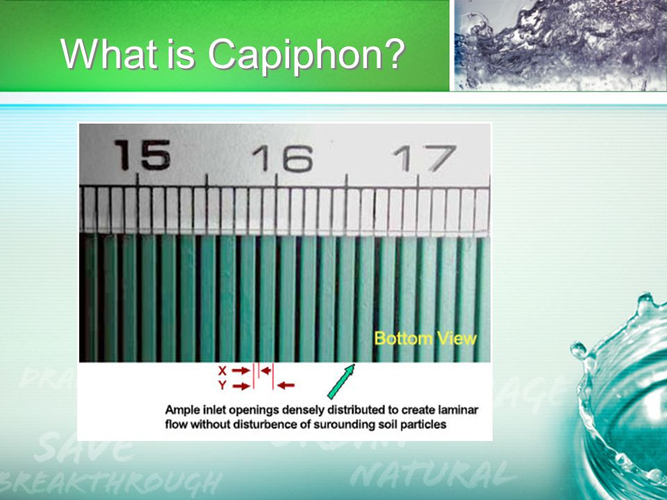 What is Capiphon?