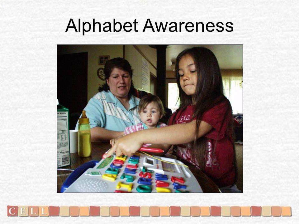 Alphabet Awareness