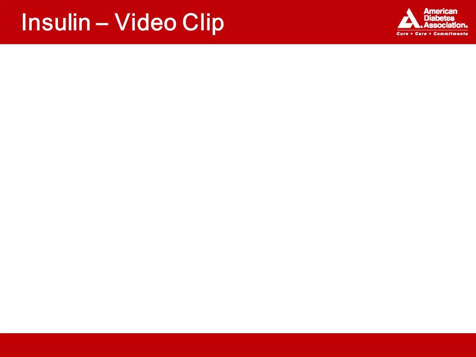 Insulin – Video Clip