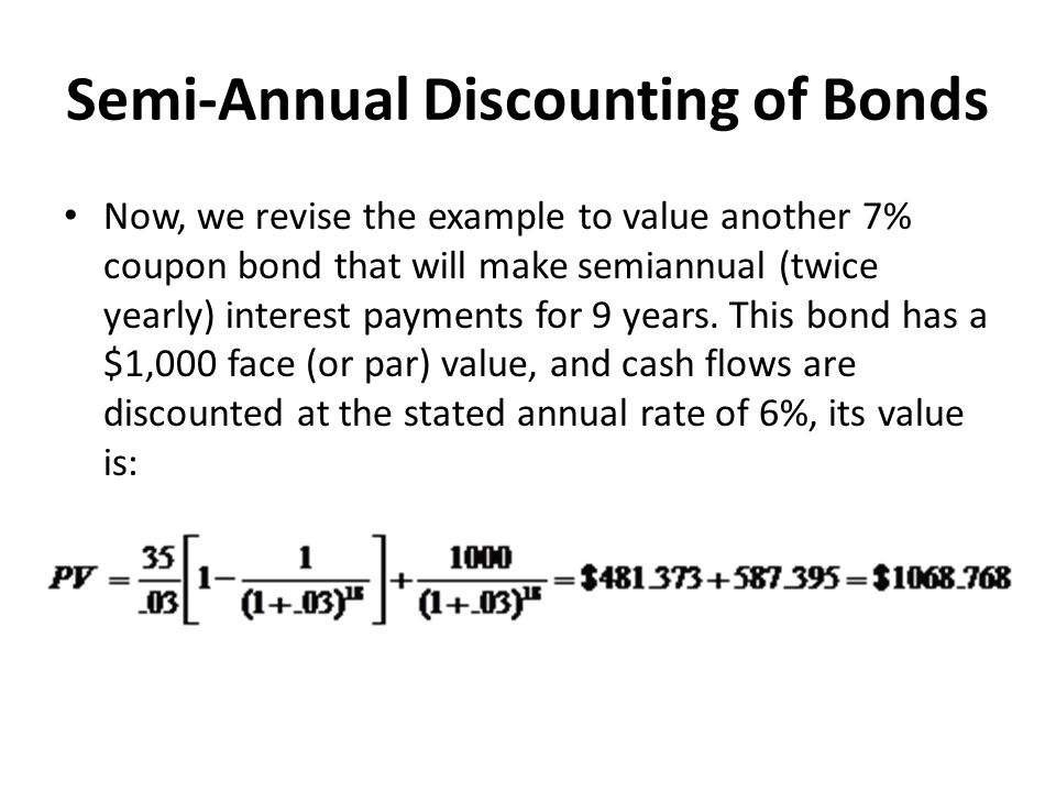PV Annuity Due Note that many calculations assume that cash flows are paid at the end of each period.