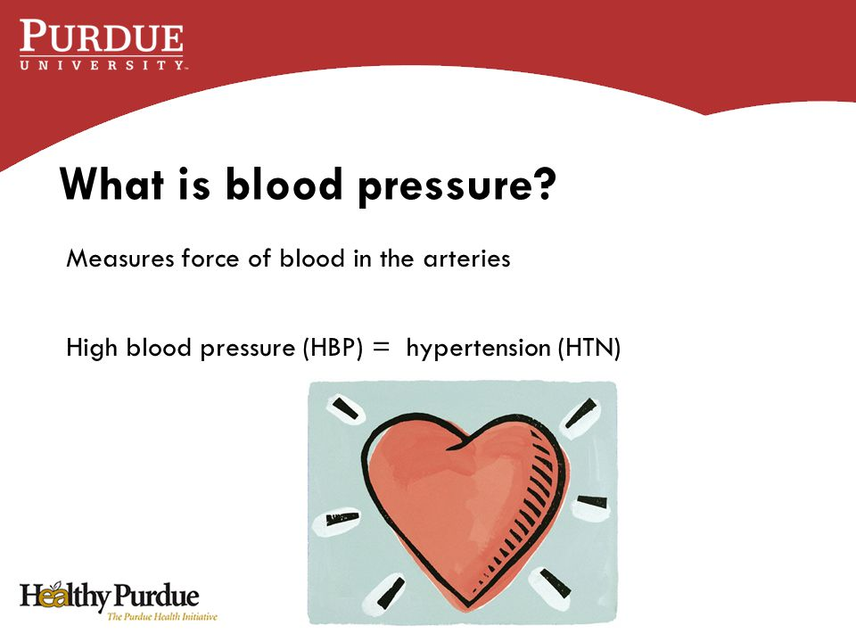 What is blood pressure.