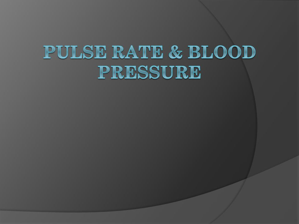 Effects of exercise on BP  Exercise increases blood pressure.