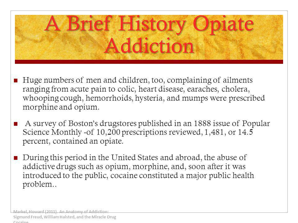 Explanations for Aberrant Behavior Pseudoaddiction – Addictive behavior primarily motivated by poor pain control Addiction –Loss of control, compulsive use, continued use despite harm, and craving.