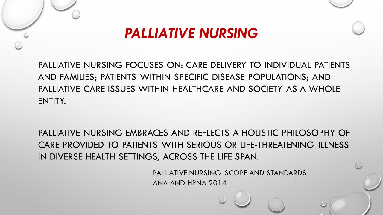 SPECIALTY CERTIFICATION IN ADVANCED PRACTICE HOSPICE AND PALLIATIVE NATIONAL BOARD FOR CERTIFICATION OF HOSPICE AND PALLIATIVE NURSES (NBCHPN) DELINEATES CERTIFICATION ELIGIBILITY EXAMINATION QUESTIONS RECERTIFICATION THROUGH A COMBINATION OF CE, PRESENTATIONS, WRITING, PRECEPTORING, TEST QUESTION WRITING.
