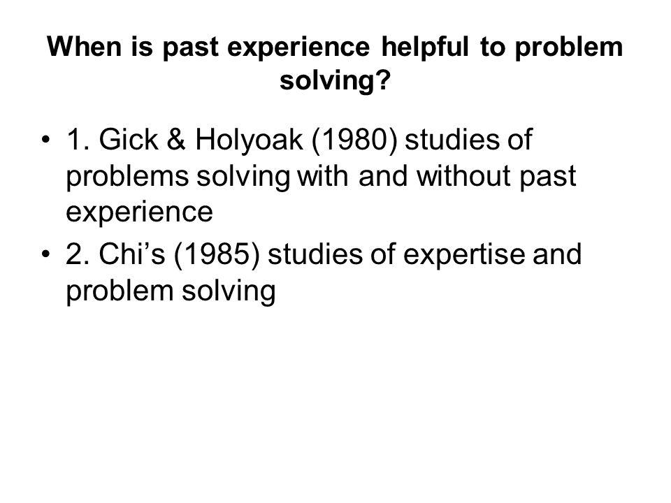 Problem solving in Physics professors vs. students: Problem categorization
