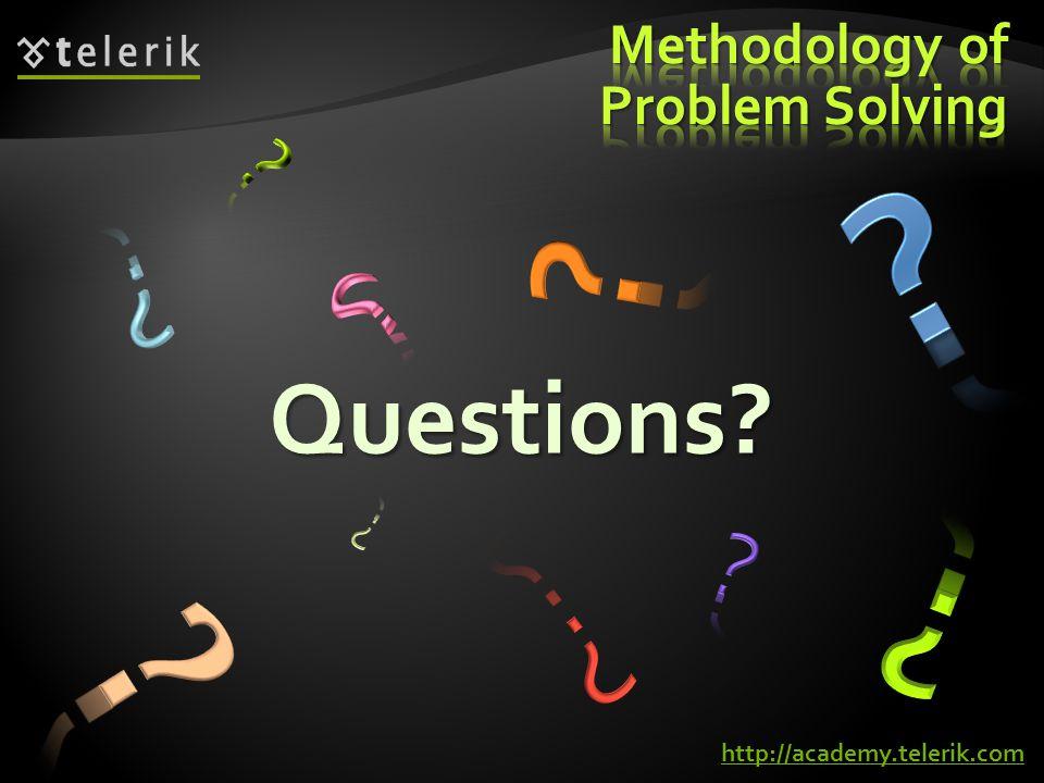 Questions? http://academy.telerik.com