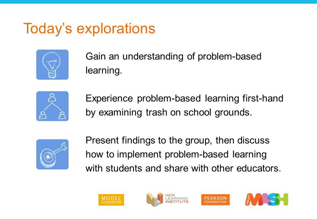 The problem-based learning mindset