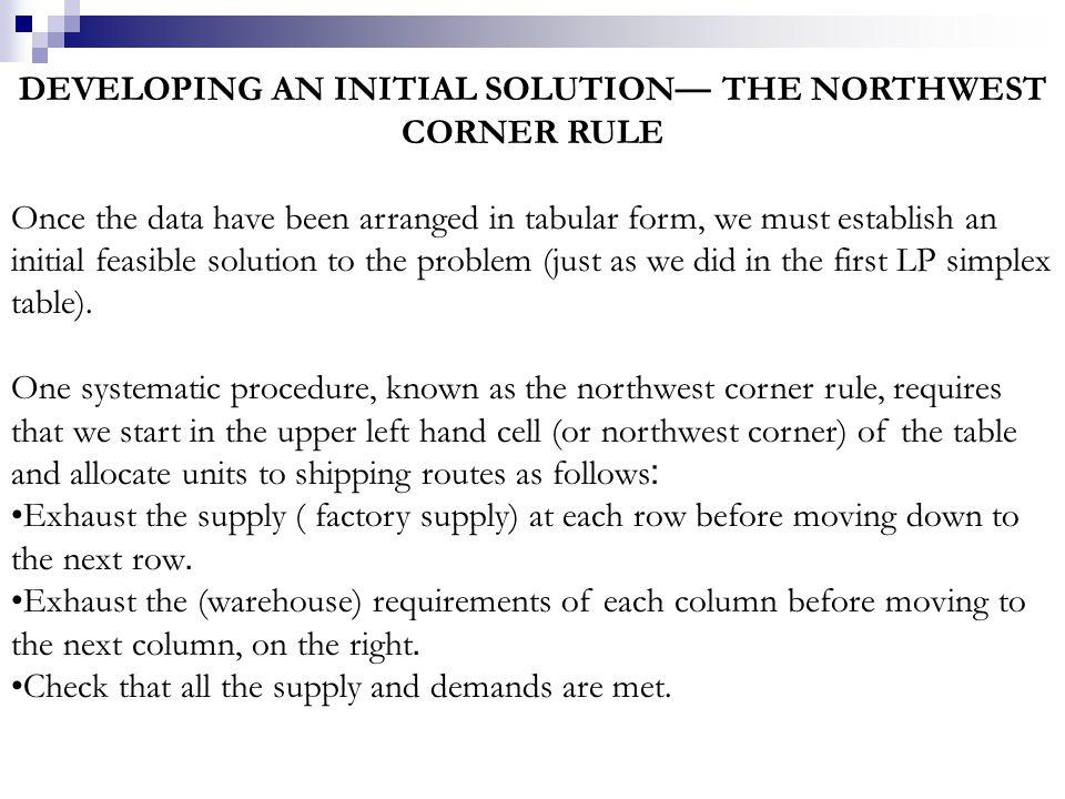 EXAMPLE 13.5 Martin Shipping Co.