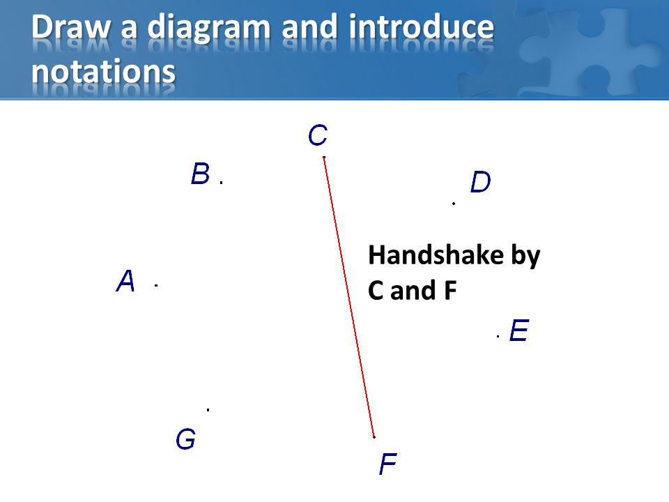 Handshake by C and F