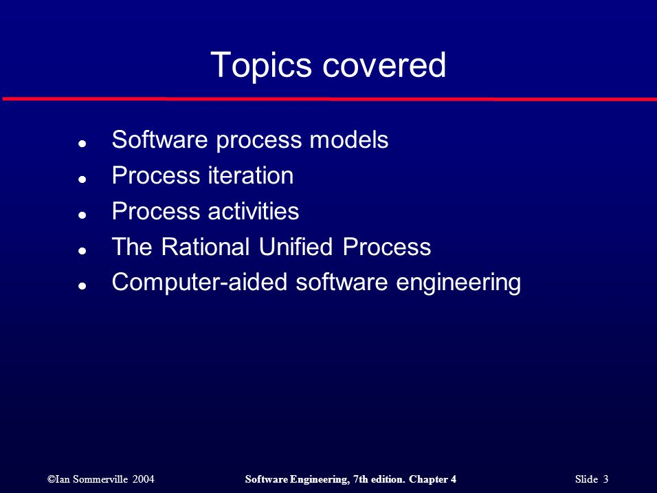 ©Ian Sommerville 2004Software Engineering, 7th edition. Chapter 4 Slide 34 Testing phases