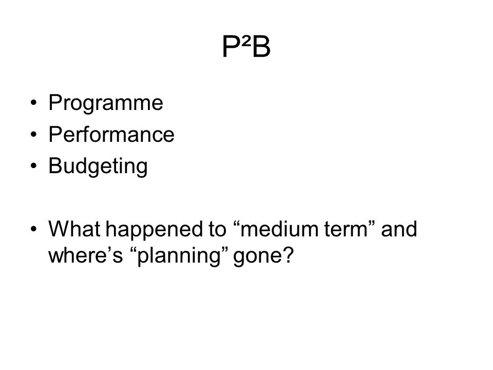 Programmes have Programme Name Programme Description Programme Policy Programme Policy Goals Programme Policy Objectives Programme Sub-programmes Programme Projects Programme Outputs Programme Activities Programme Inputs (expenditures)