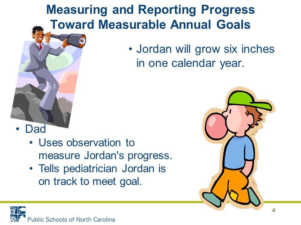 4 Jordan will grow six inches in one calendar year.