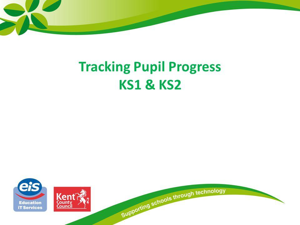 Tracking Pupil Progress KS1 & KS2