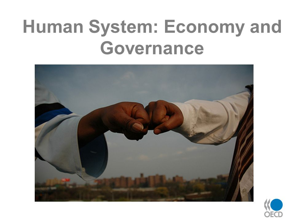 Human System: Economy and Governance