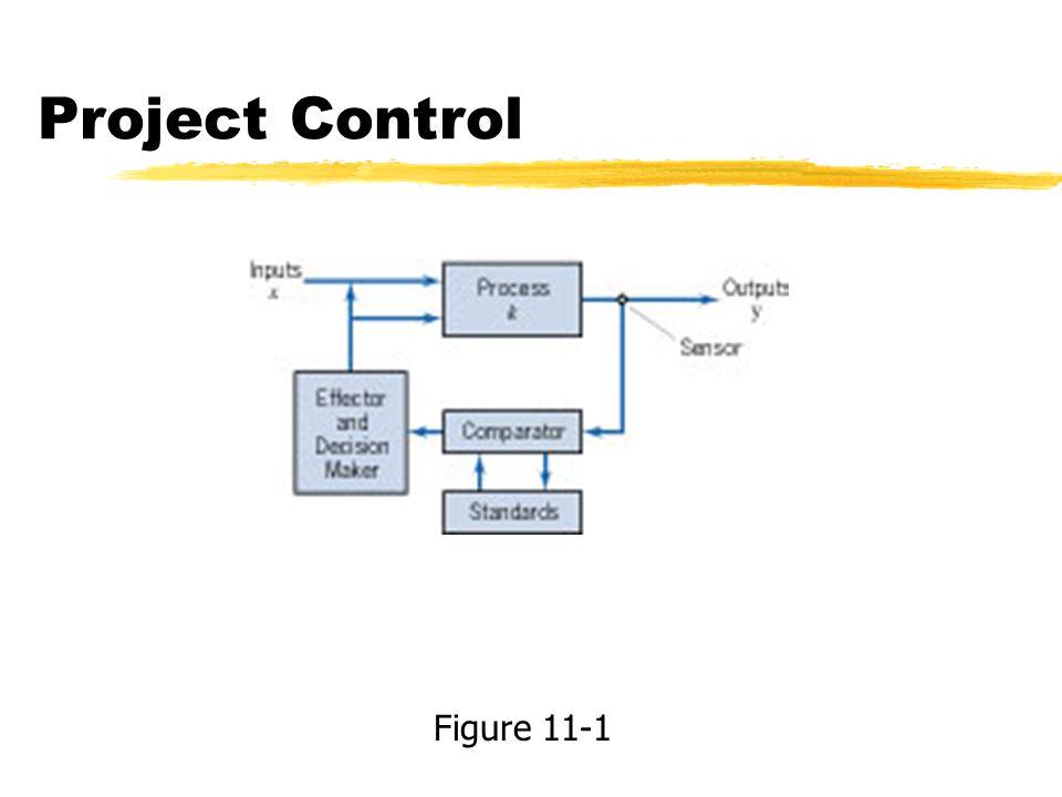 Project Control Figure 11-1