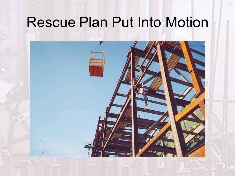 Rescue Plan Put Into Motion