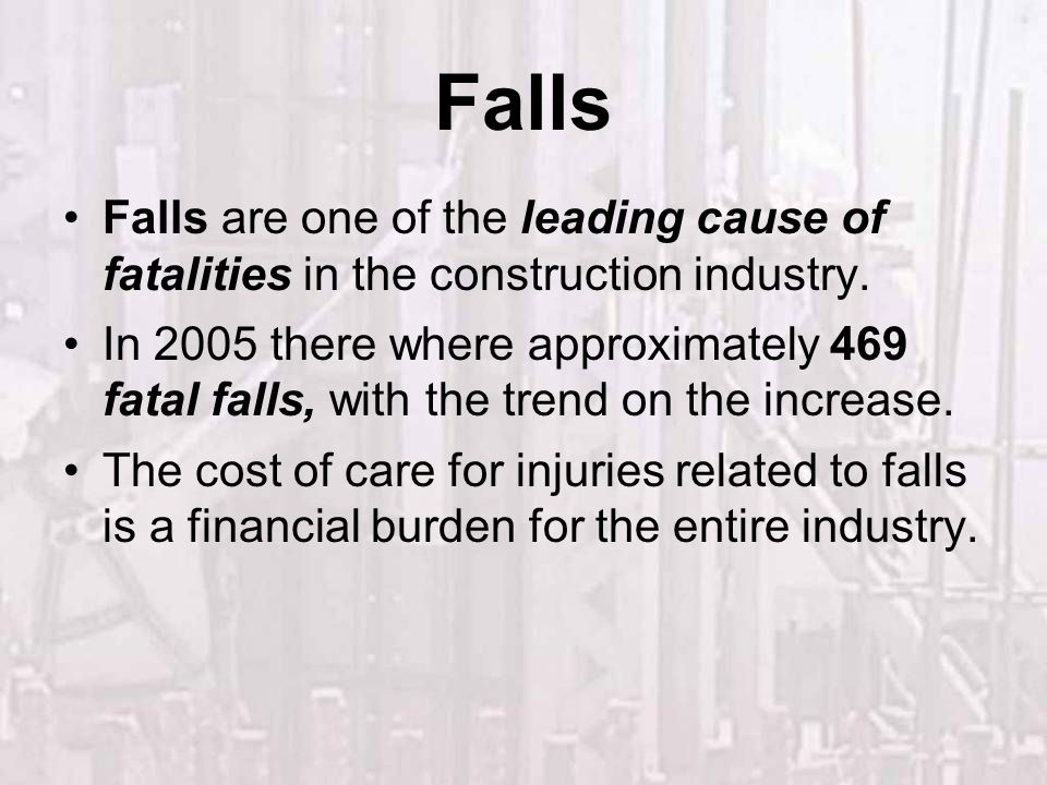 What Is Fall Protection.