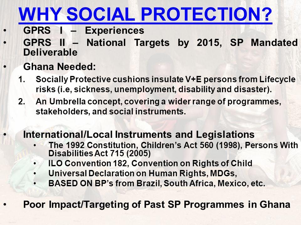SOCIAL PROTECTION MODEL: CASH TRANSFER HEALTH EDUCATION SOCIAL WELFARE LIVELIHOOD PROMOTING PROGRAMMES LEGAL EMPOWERMENT NATIONAL DEVELOPMENT SOCIAL PROTECTION