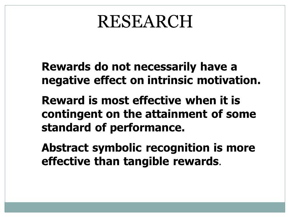 Providing Recognition Providing recognition for attainment of specific goals not only enhances achievement, but it stimulates motivation