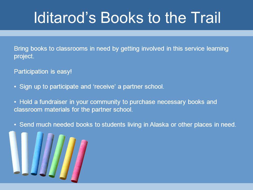 Subscribe to Iditarod Insider.