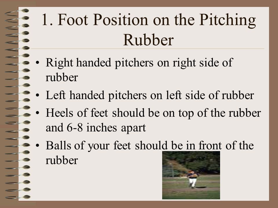 Key Points of Pitching Mechanics