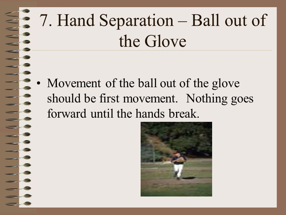 6. Front Shoulder Shoulder should be pointed towards your target Chin should be over or slightly in front of the rubber