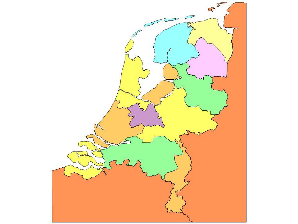 LIMBURG Bonn Brussels NOORD-BRABANT UTRECHT GELERLAND ZUID-HOLLAND FLEVOLAND OVERIJSSEL NOORD- HOLLAND DRENTHE FRIESLAND GRONINGEN ZEELAND WEST FRISIAN ISLANDS FEDERAL REPUBLIC OF GERMANY BELGIUM Middelburg Utrecht The Hague s-Hertogenbosch Arnhem Lelystad Zwolle Leeuwarden Groningen Assen Amsterdam Maaskicht Netherlands 0 0 10 20 30 Miles 30 Kilometers