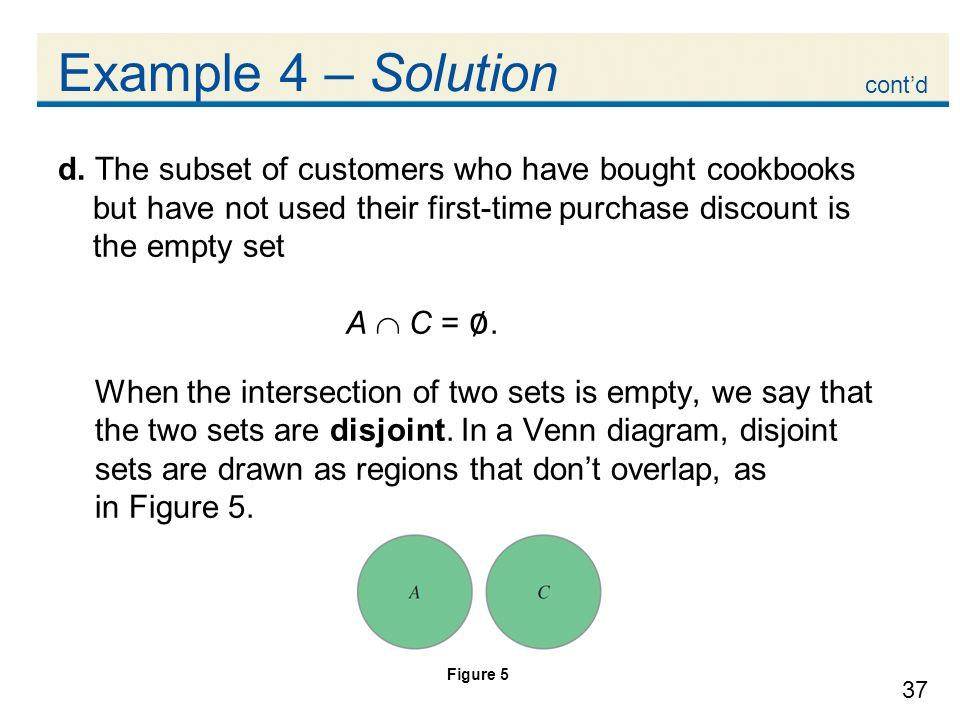 37 Example 4 – Solution d.