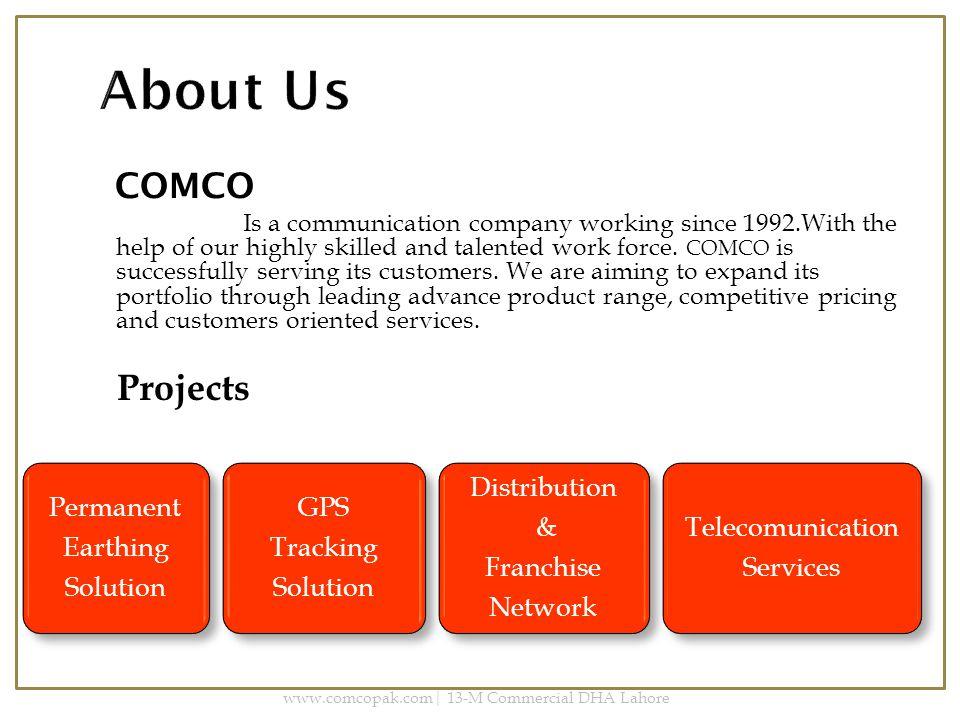 www.comcopak.com| 13-M Commercial DHA Lahore