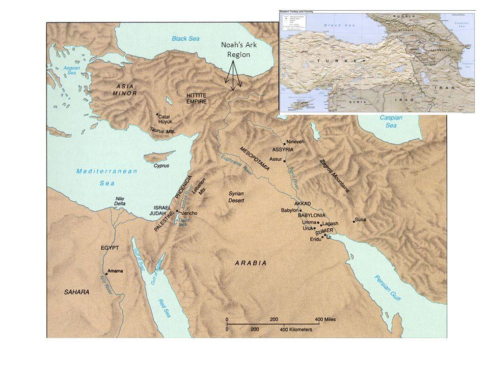 Noah's Ark Region