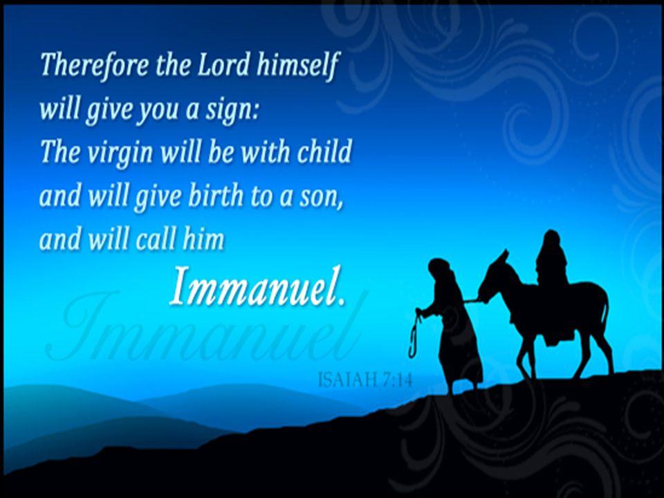 Messiah Will be Born in Bethlehem