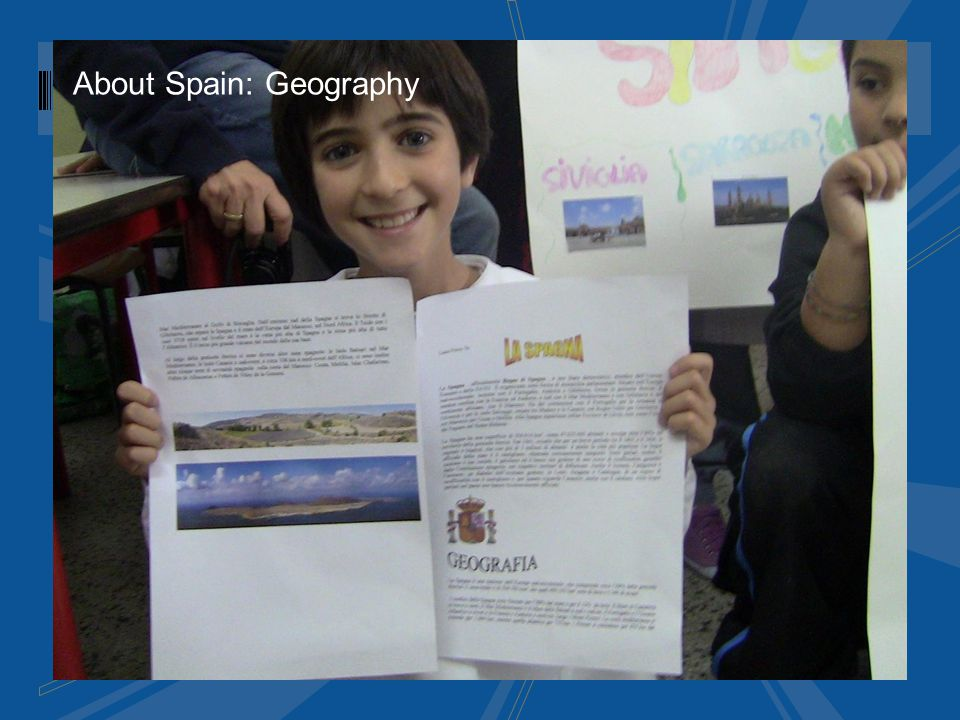 About Spain: Geography