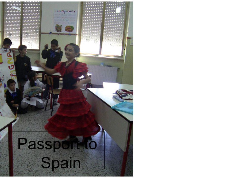 PaIsIs Passport to Spain