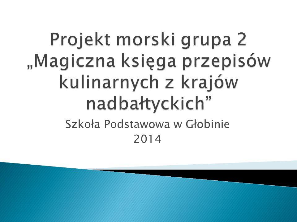 Szkoła Podstawowa w Głobinie 2014