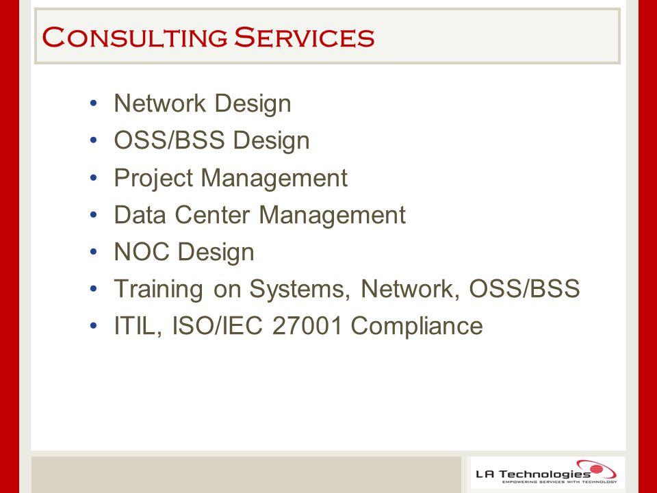 Business Continuity Management – L.A