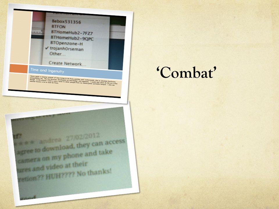 'Combat'