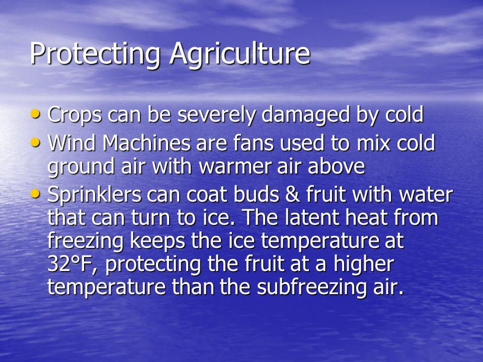 Temperature Controls Latitude (sunshine), land & water distribution (specific heat), ocean currents, elevation Latitude (sunshine), land & water distribution (specific heat), ocean currents, elevation
