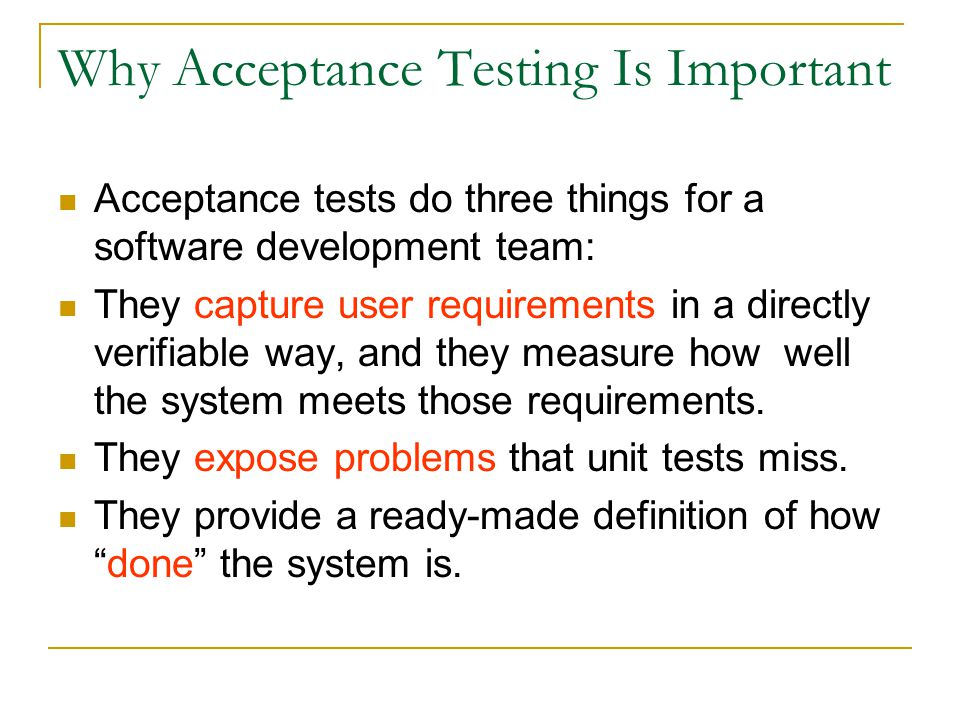 Capturing Requirements We agree that understanding user requirements is critical to the success of a project.