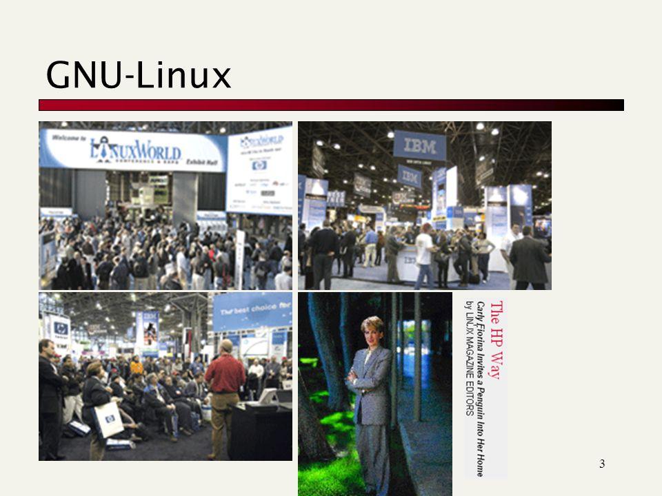 3 GNU-Linux