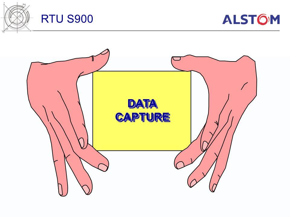 DATACAPTUREDATACAPTURE RTU S900