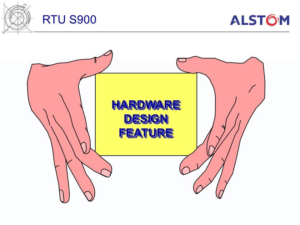 HARDWAREDESIGNFEATUREHARDWAREDESIGNFEATURE RTU S900