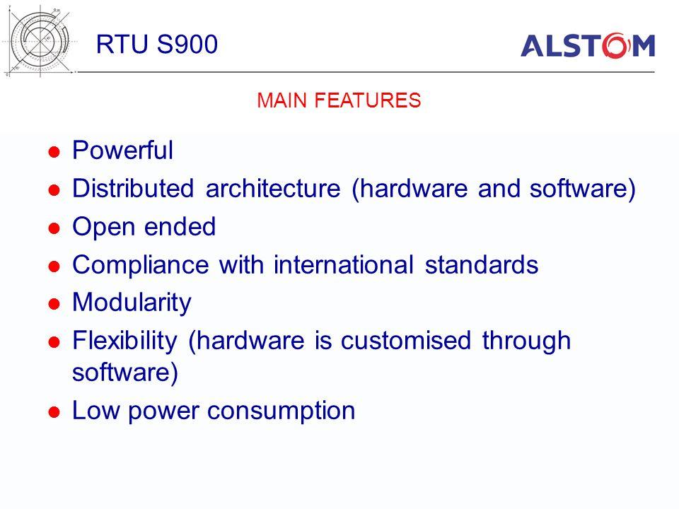 SIMULATION OF THE SUBTATION SIDE OF RTU 48 KEYS FOR DIGITAL INPUTS 32 LED TO DISPLAY DIGITAL OUTPUT STATE SELECTION OF 1 ANALOG INPUT THROUGH 24 OUTPUT OF 6 ANALOG SETPOINT 1 ADJUSTABLE PULSE GENERATOR INTERNAL OR EXTERNAL POWER SUPPLY RTU S900 INPUTS OUTPUTS SIMULATOR