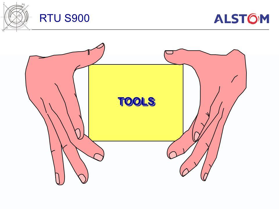 TOOLSTOOLS RTU S900