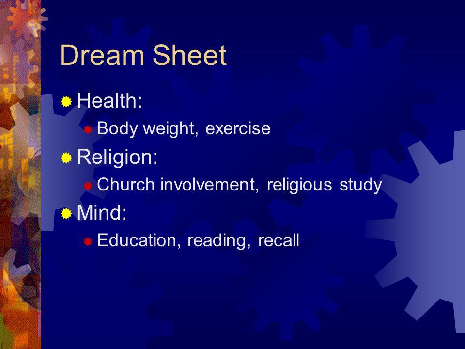 Seven Steps for Goal-Setting 1.Identify Goal 2. Set Deadline 3.