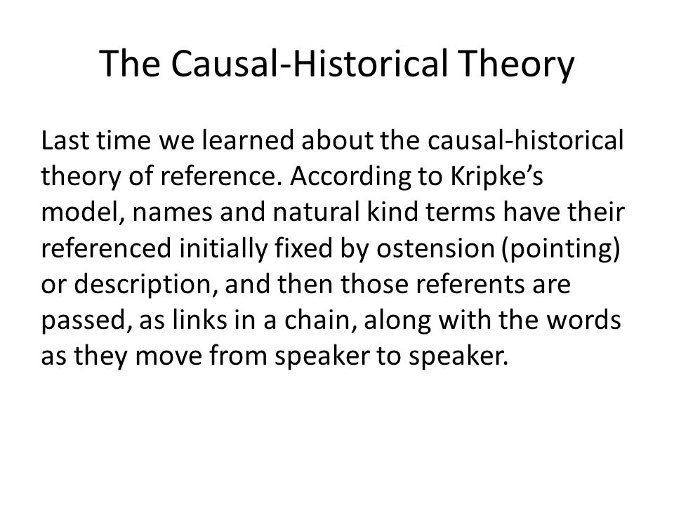 Horwich is not the only use theorist, but he's one of the few that I understand.