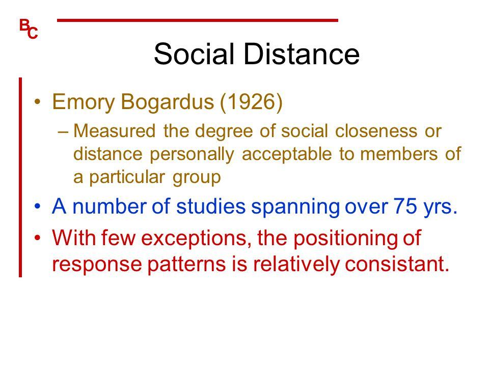 B C Social Distance Cont.
