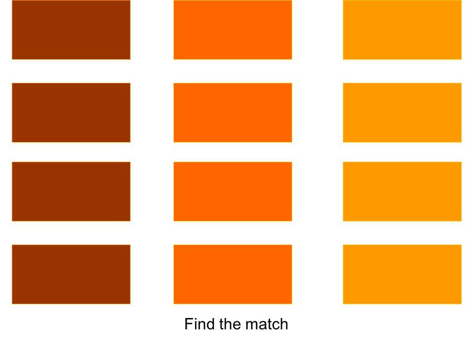 Do these match? a Speelya khwe hiskwist hei ?lut ?